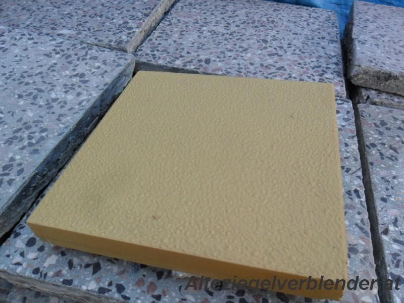 Keramit Bodenbelag (gebrannte Lehm und Kalk)