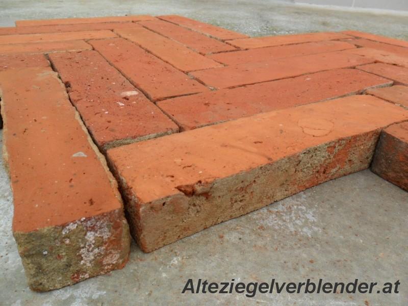 4,5cm dicke Ziegelschnitte für Boden - Foto von Kürze