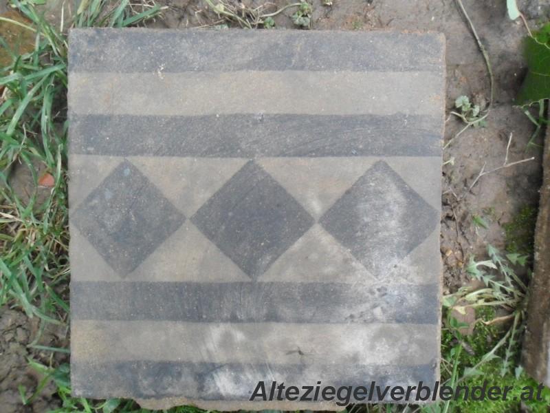Zementflese Bordure